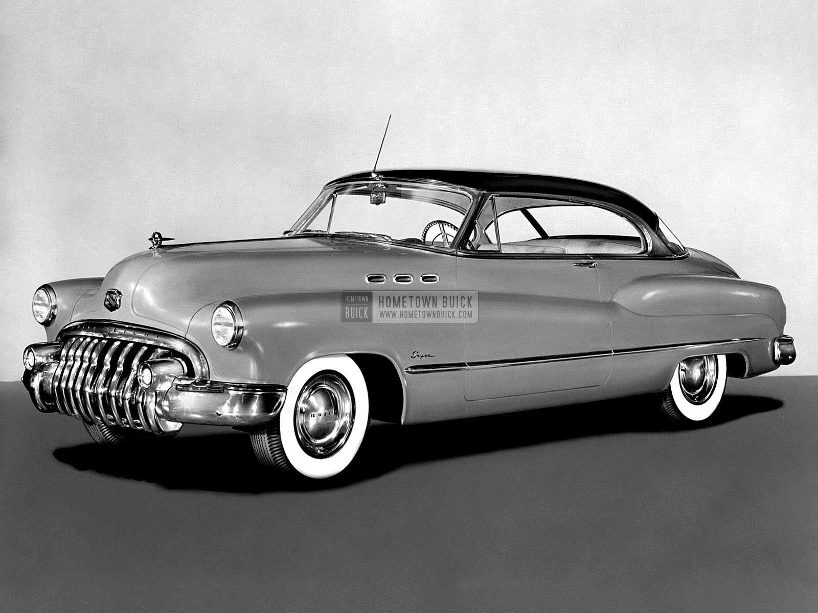 1950 Buick Model Year