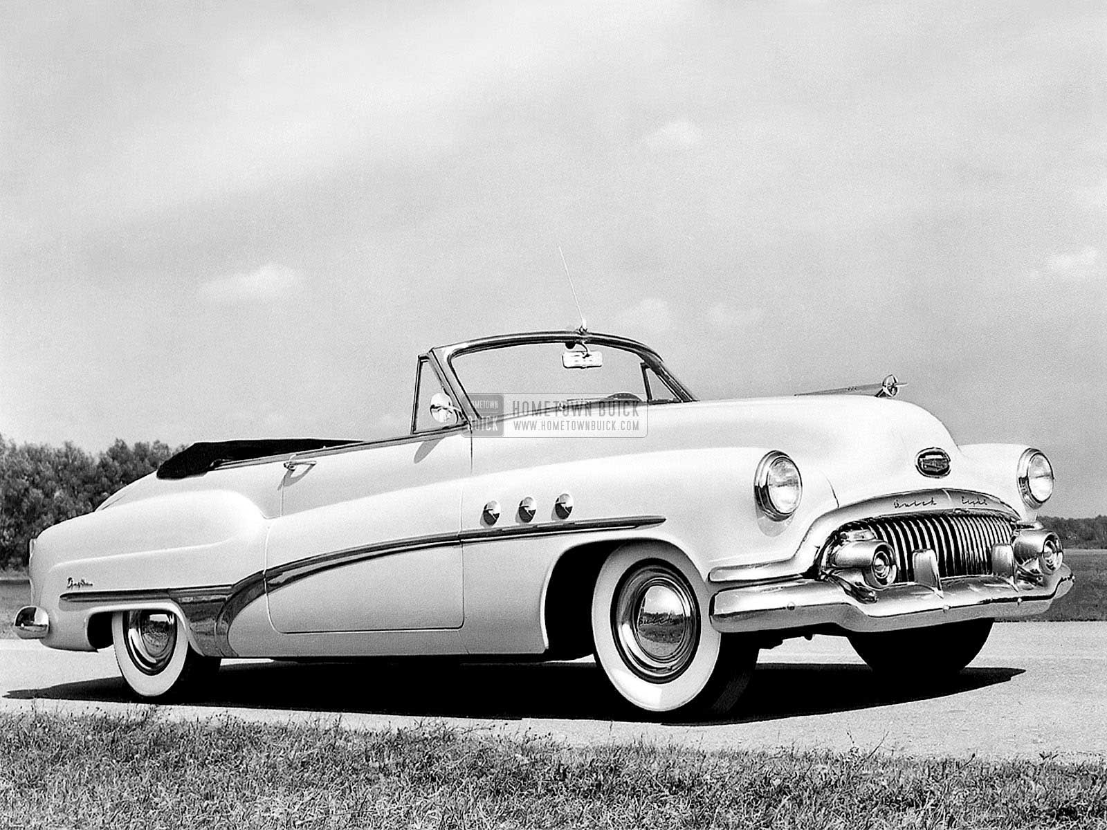 1951 Buick Model Year