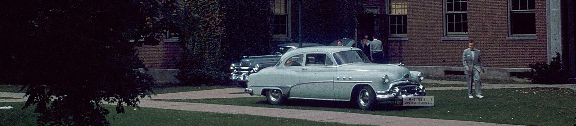 1951 Buick Slider