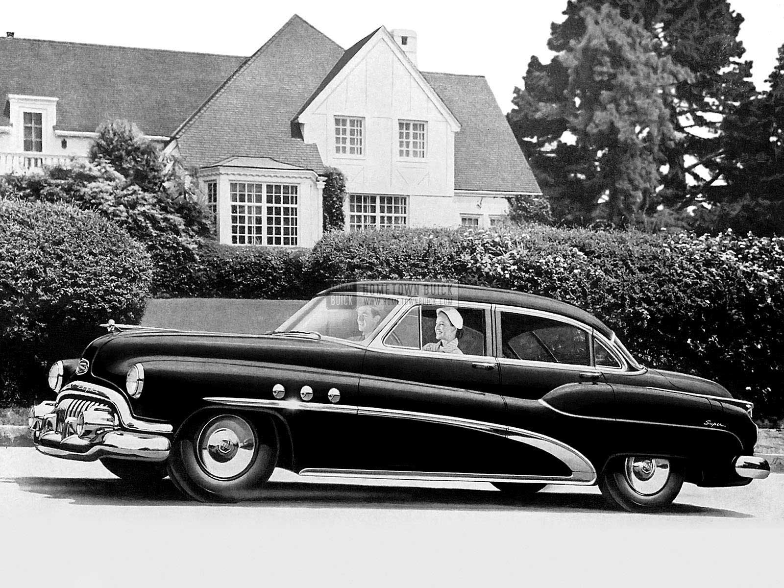 1952 Buick Model Year