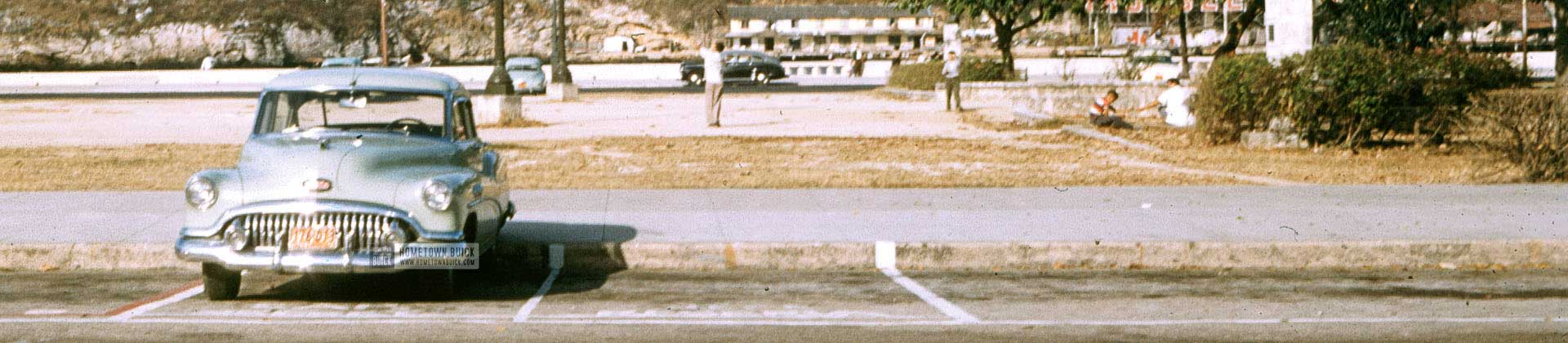 1952 Buick Slider