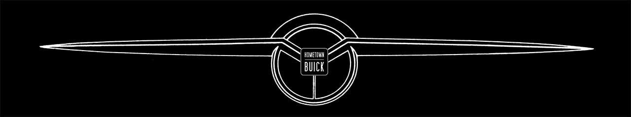 1954 Buick Trunk Emblem