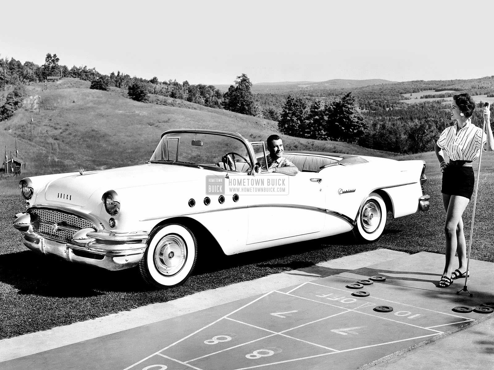 1955 Buick Model Year
