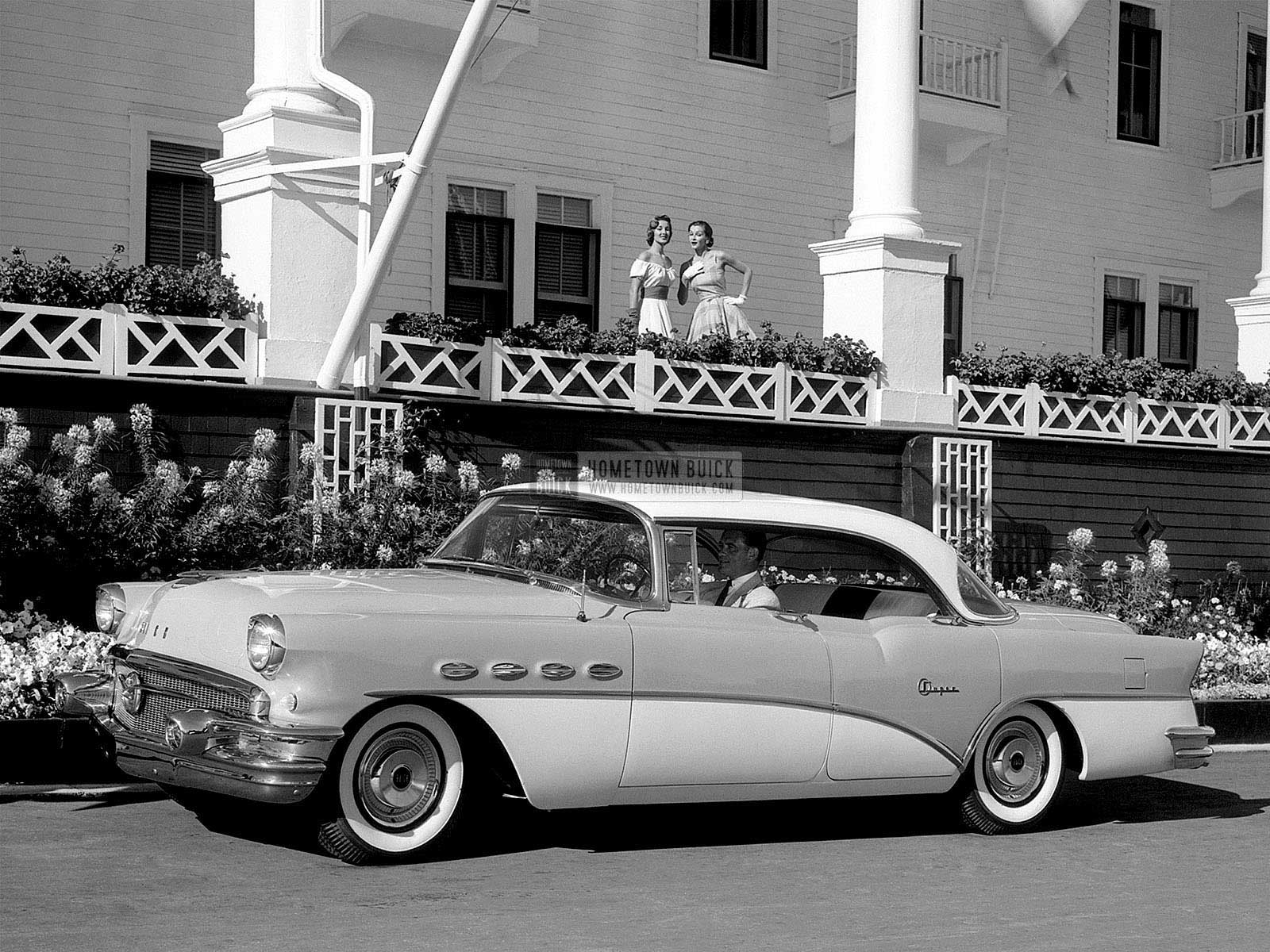 1956 Buick Model Year
