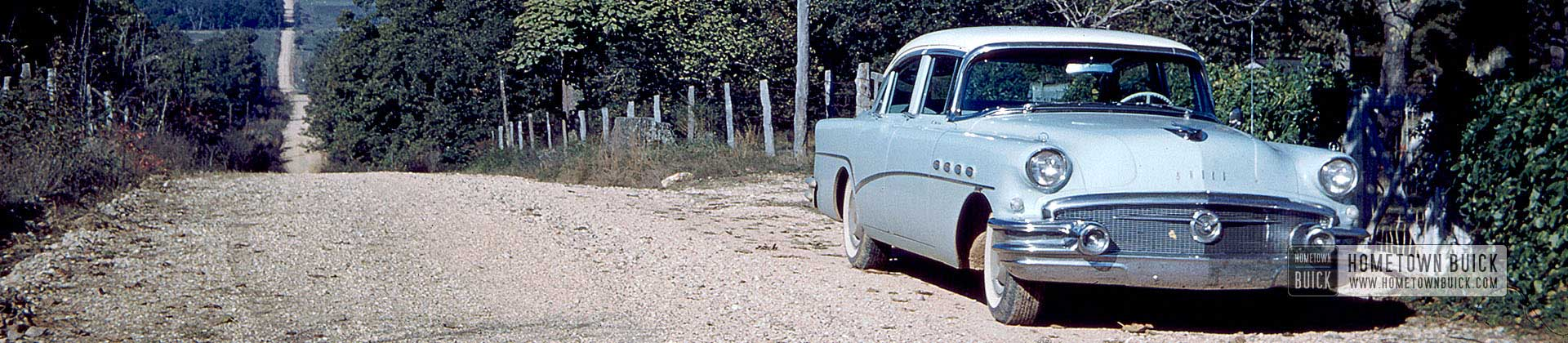 1956 Buick Models Slider