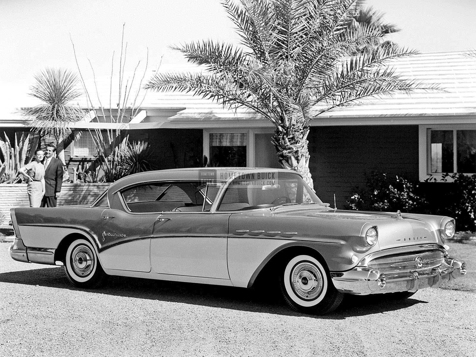 1957 Buick Model Year