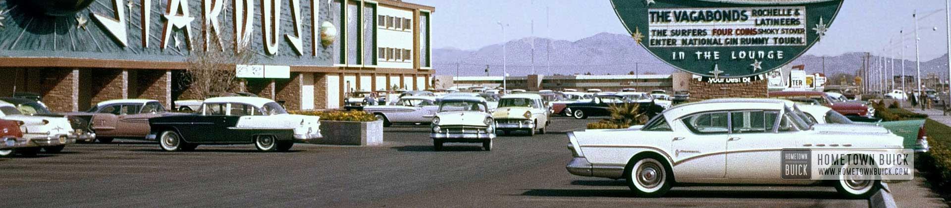 1957 Buick Slider