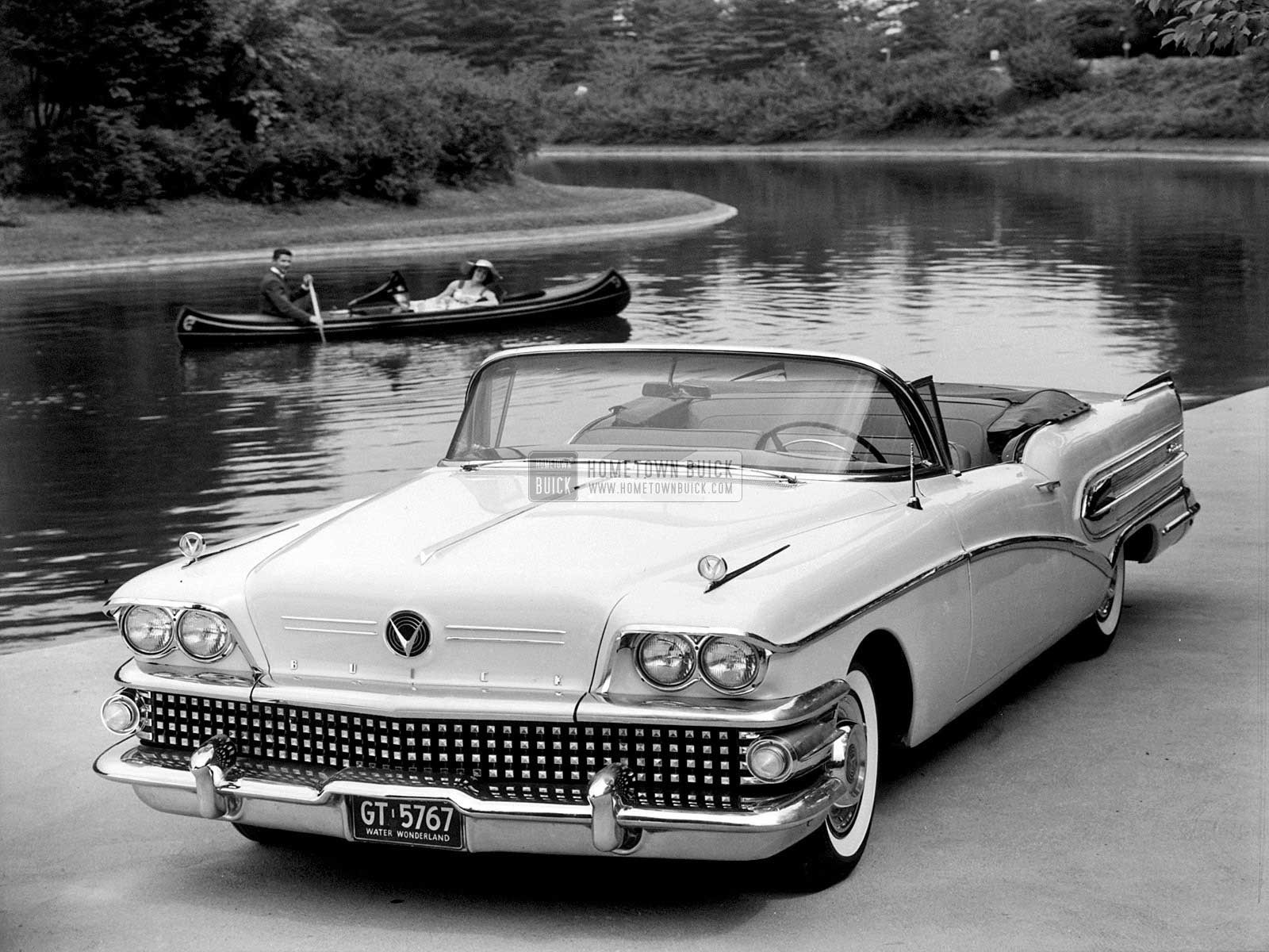 1958 Buick Model Year