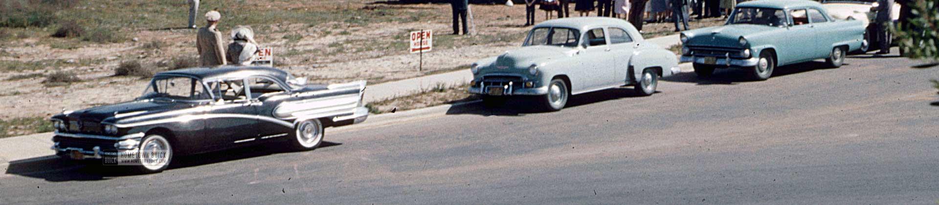 1958 Buick Slider