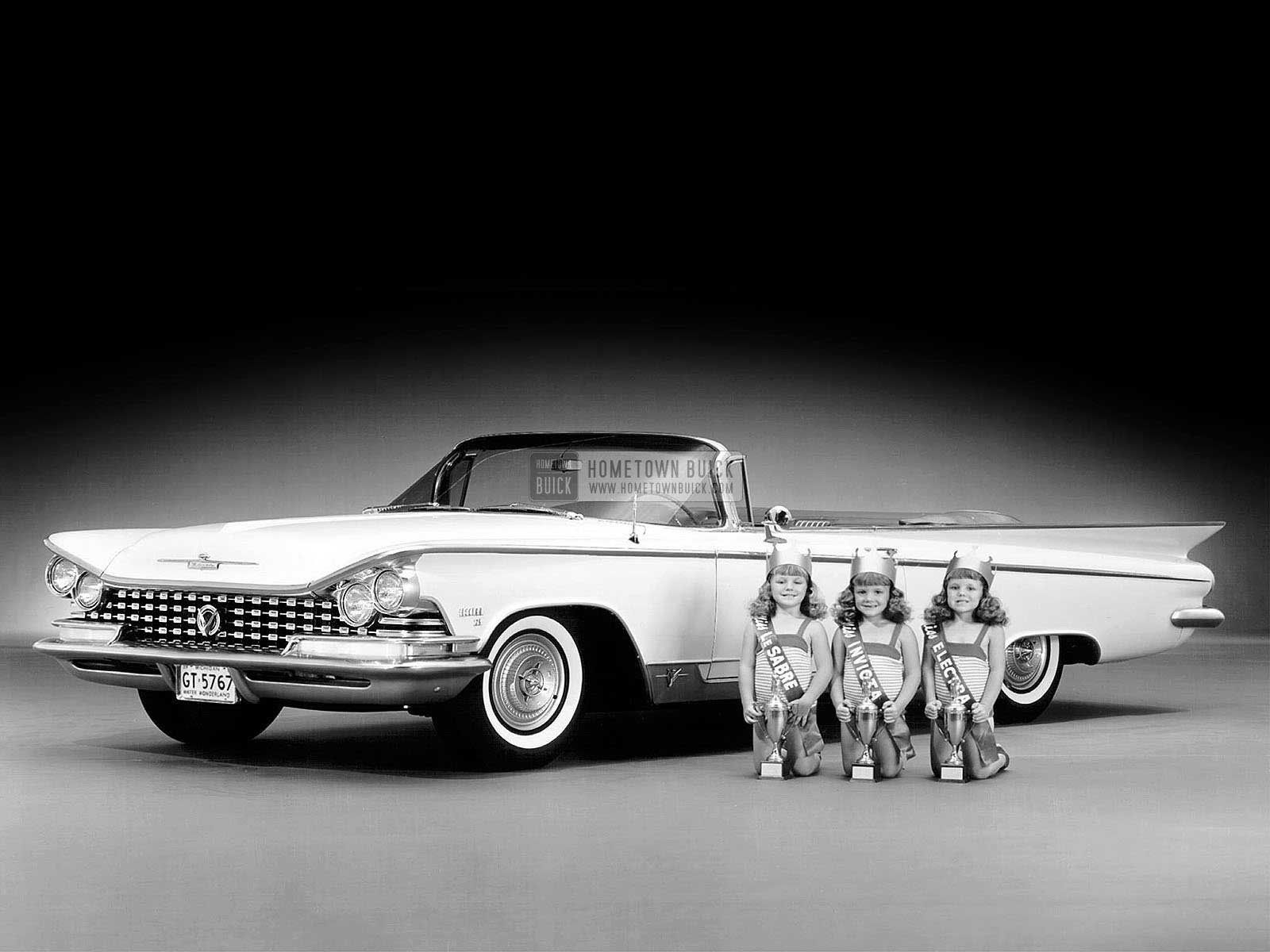 1959 Buick Model Year