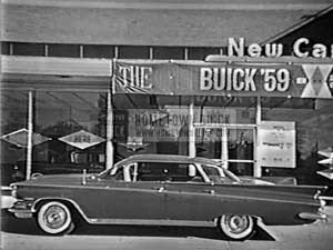 1959 Buick Production