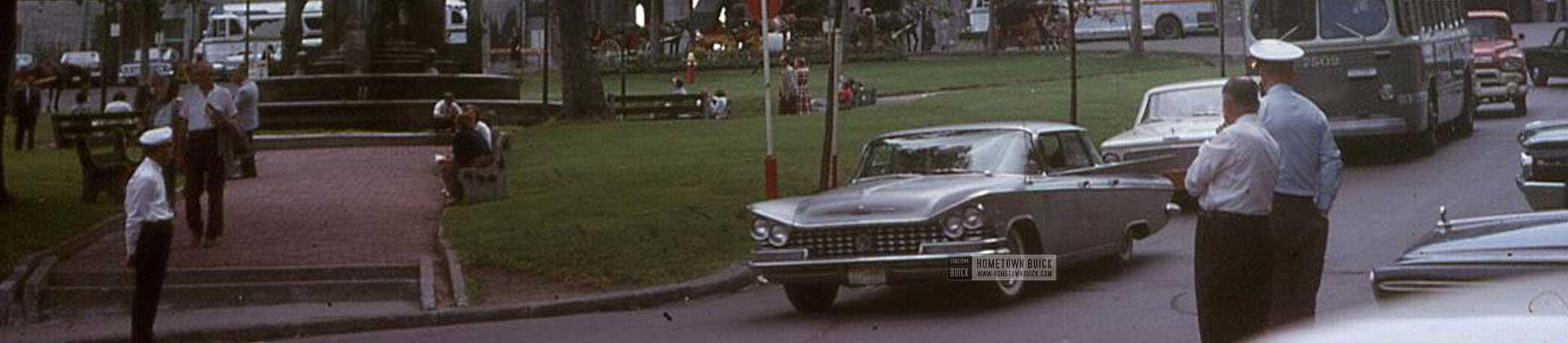 1959 Buick Slider