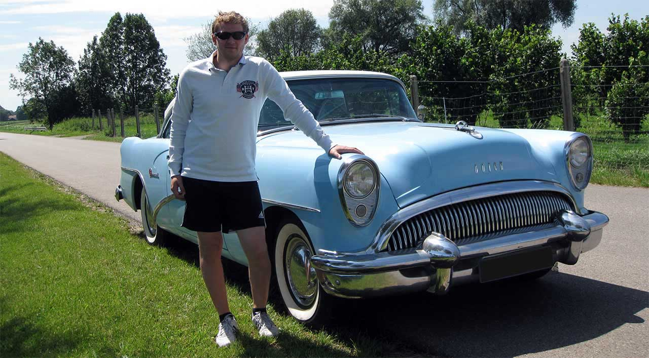 Hometown Buick Founder Jan Olaf Hansen