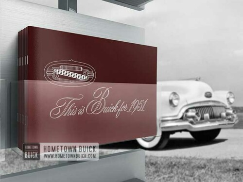 1951 Buick Showroom Album 01