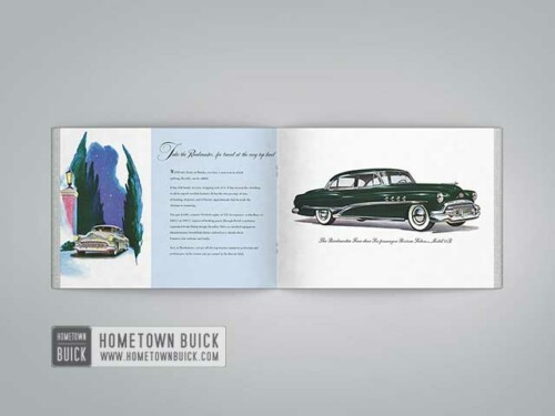 1951 Buick Showroom Album 03