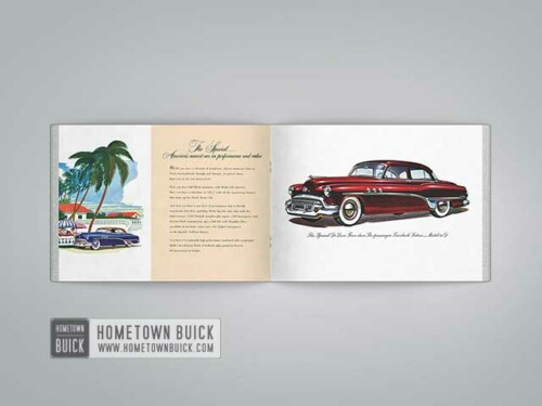 1951 Buick Showroom Album 05
