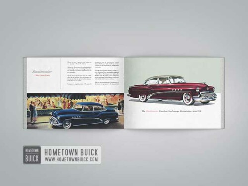 1952 Buick Showroom Album 03