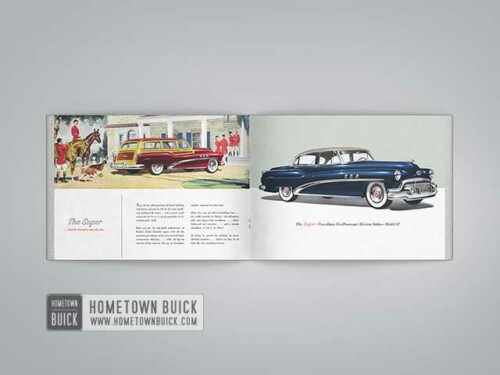 1952 Buick Showroom Album 05