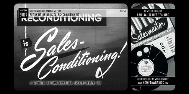 1953 Buick - Reconditioning is Sales-Conditioning