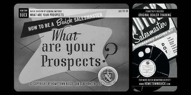 1954 Buick - What are Your prospects?