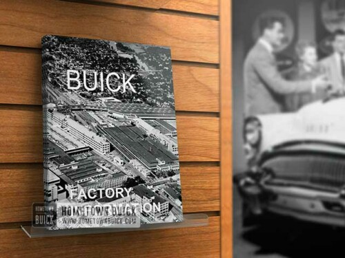 1954 Buick Factory Information 01