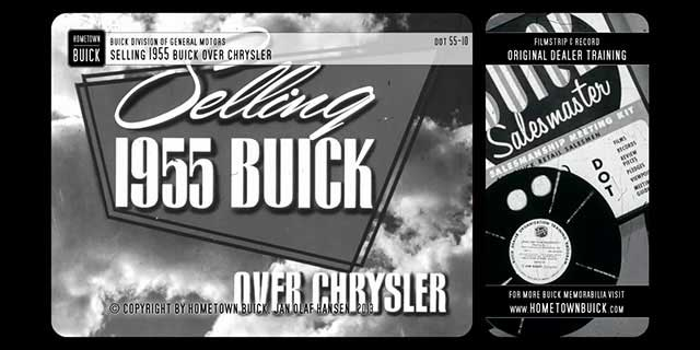 1955 Buick - Selling 1955 Buick over Chrysler