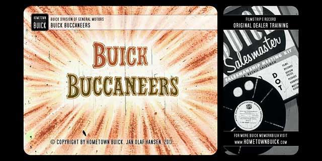 1956 Buick - Buick Buccaneers