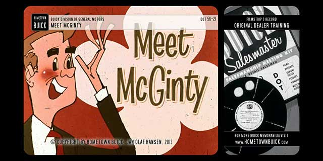 1956 Buick - Meet McGinty