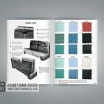1956 Buick Colors & Trim Album 04