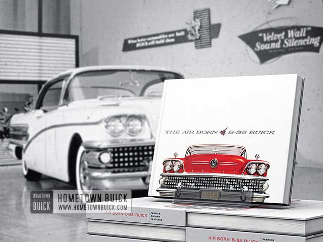 1958 Buick Showroom Album 00