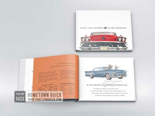 1958 Buick Showroom Album 02