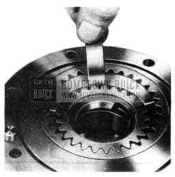 1950 Buick Dynaflow Limits