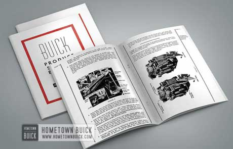 1950 Buick Product Service Bulletins AE - 02