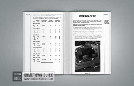 1950 Buick Product Service Bulletins AE - 04