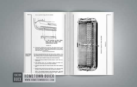 1950 Buick Product Service Bulletins AE - 06