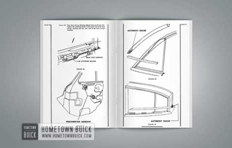 1950 Buick Product Service Bulletins AE - 07