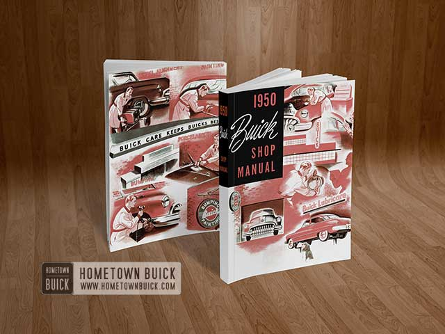 1950 Buick Shop Manual
