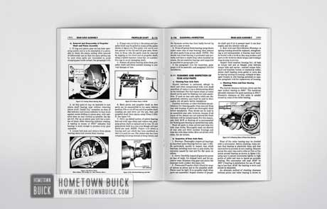 1950 Buick Shop Manual - 05