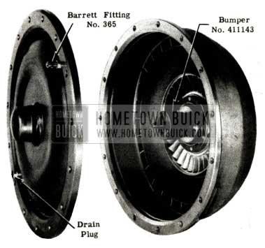 1951 Buick Dynaflow Converter Leakage Test