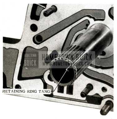 1951 Buick Dynaflow Retaining Ring