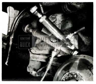 1951 Buick Rubber Bumper Control Arm