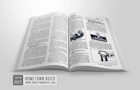 1951 Buick Shop Manual - 03