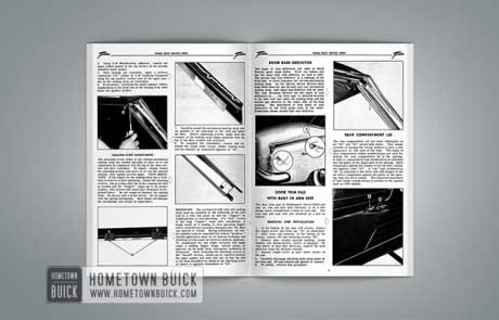 1952 Buick Body Changes - 03