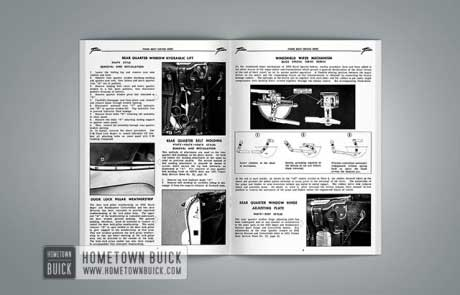 1952 Buick Body Changes - 04
