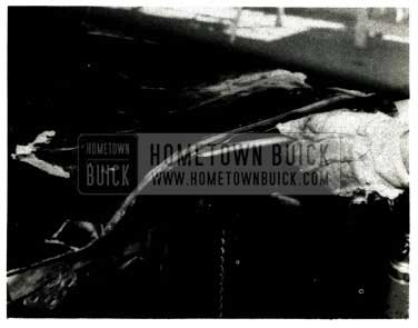 1952 Buick Forward Flange Repair