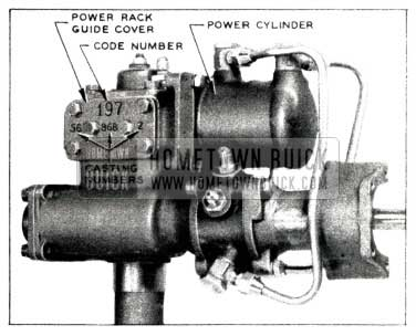 1952 Buick Power Steering Code