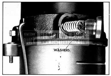 1952 Buick Pressure Relief Valve