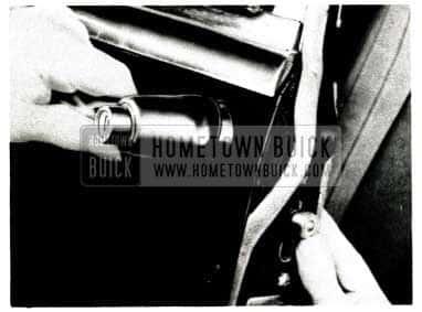 1952 Buick Raise Lift Bolt