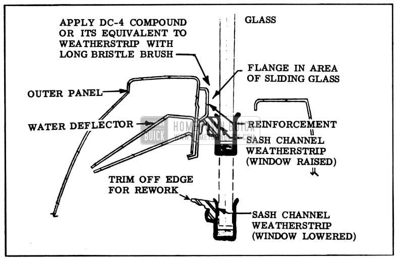 1952 Buick Slow Operating Windows Repair