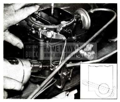 1952 Buick Stromberg Carburetor Cotter Key